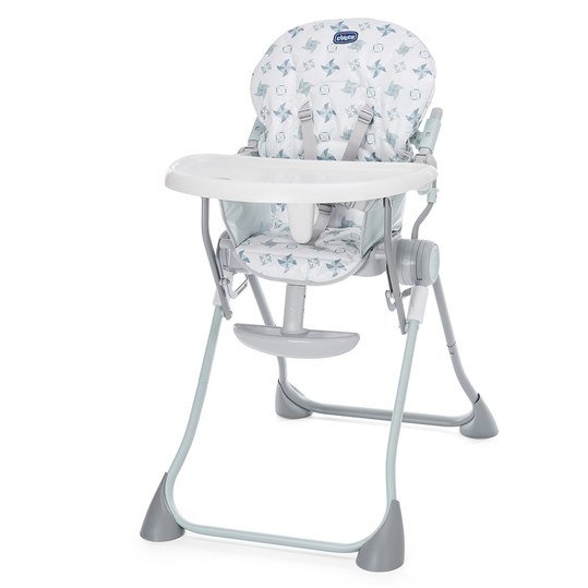 Hochstuhl Pocket Meal - Light Grey