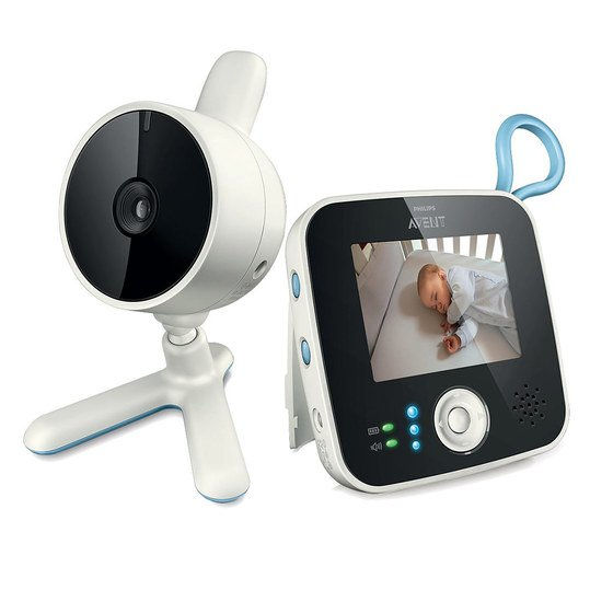 Video-Babyphone digital High End  - SCD610/00