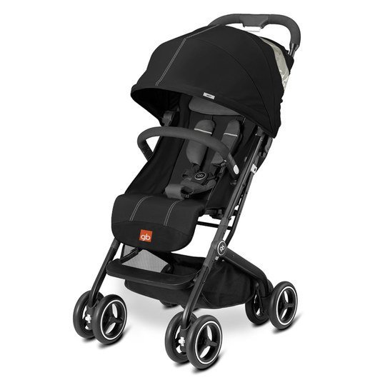 Buggy Qbit+ - Monument Black