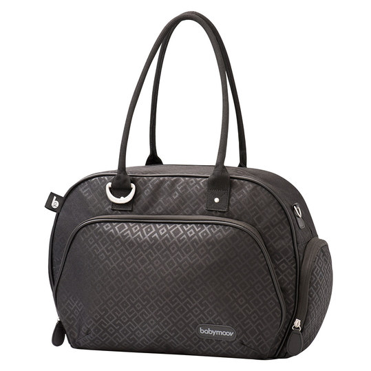 Wickeltasche Trendy Bag - Black