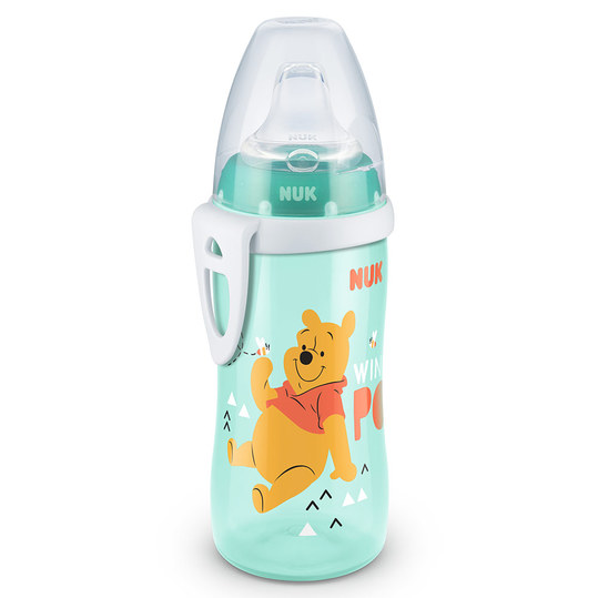 PP-Flasche Active Cup 300 ml - Disney Winnie Pooh - Minze