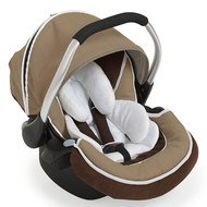Babyschale Zero Plus Select - Brown Beige