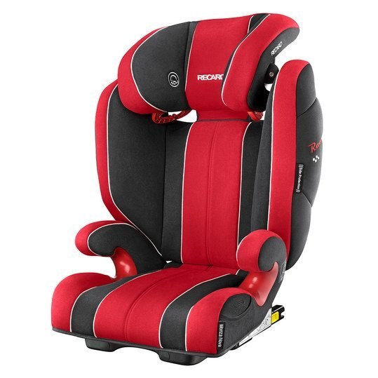 Kindersitz Monza Nova 2 Seatfix - Limited Edition Racing