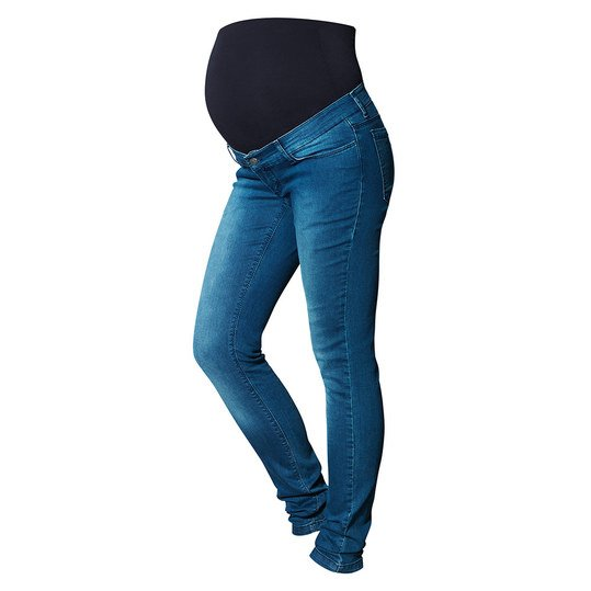Jeans Stretch - Washed Blue - Gr. 36