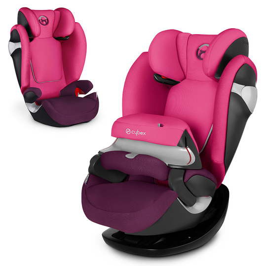cybex kindersitz pallas m mystic pink. Black Bedroom Furniture Sets. Home Design Ideas