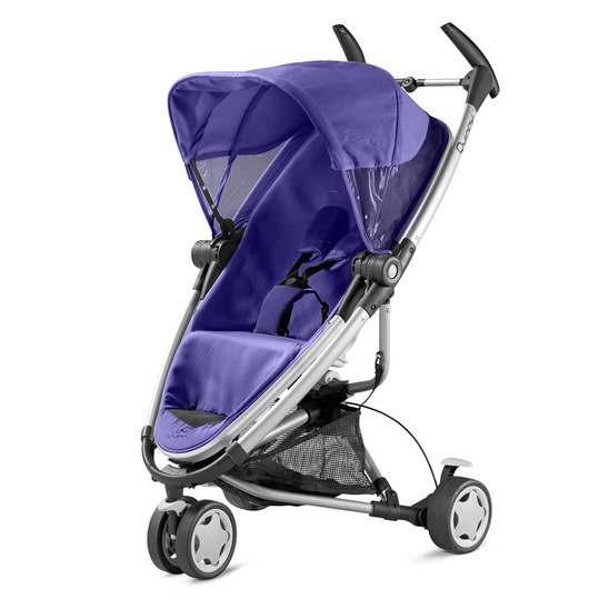 Buggy Zapp Xtra - Purple Pace
