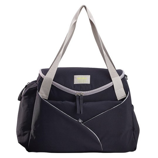 Wickeltasche Sydney II - Smart Colors - Schwarz