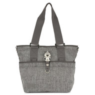 Wickeltasche Baby 2 Love - Grey Melange