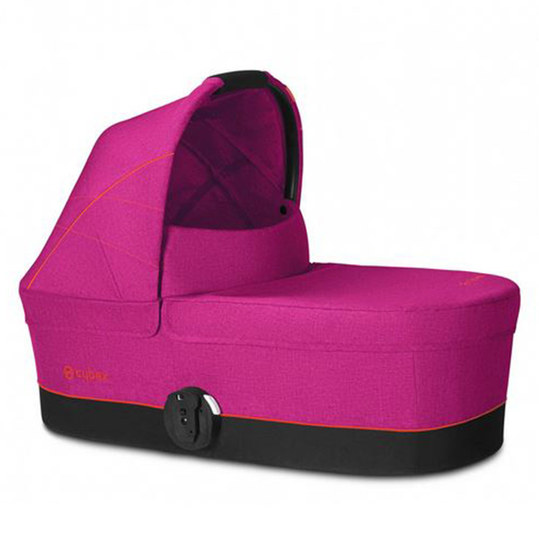 Babywanne Cot S - Passion Pink Purple