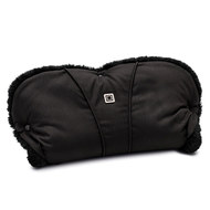 Handmuff City Line  - Black Fishbone
