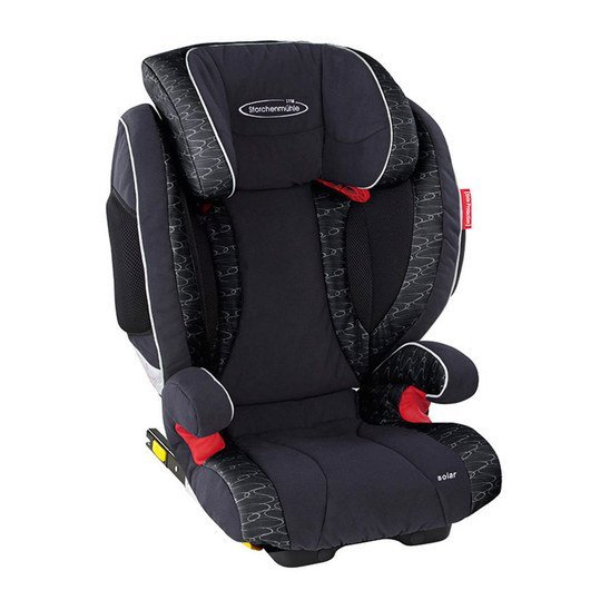 Kindersitz Solar Seatfix - Midnight