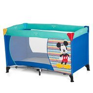 Reisebett Dream'n Play - Disney - Mickey Geo Blue