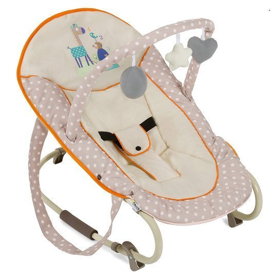 Babywippe Bungee Deluxe - Animals