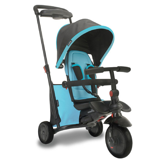 Dreirad smarTfold 500 - 7 in 1 mit Touch Steering - Blue
