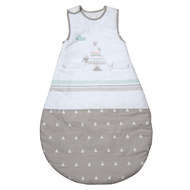 Sleeping bag padded - Indibär grey - Size 90 cm