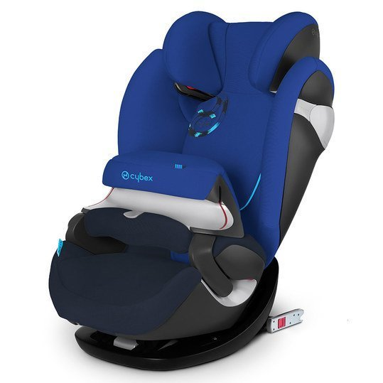 Kindersitz Pallas M-Fix - Royal Blue