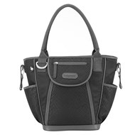 Wickeltasche Daily Bag - Black