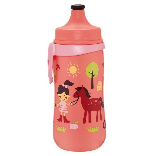 Trinkflasche Kids PP- Cup Ponyhof - 330 ml