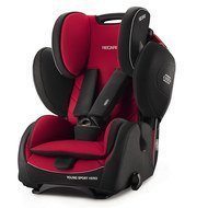 Child seat Young Sport Hero - Racing Red