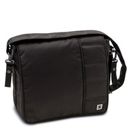 Wickeltasche City Line Messenger Bag - Black Fishbone