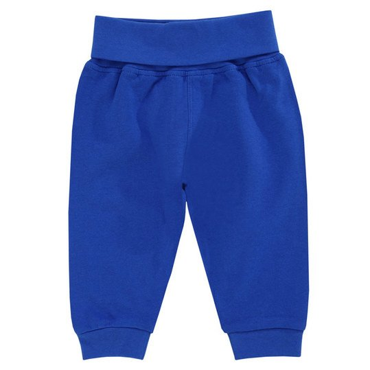 Jogginghose Basic Line - Boys Blau - Gr. 62
