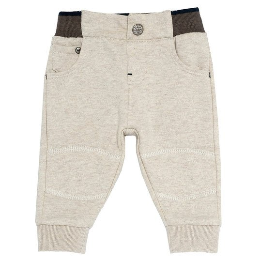 Hose Sweat - Beige - Gr. 74