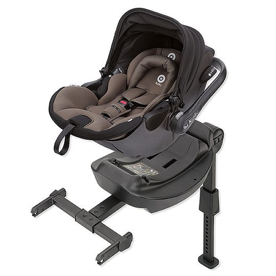 Babyschale Evoluna i-Size - Walnut