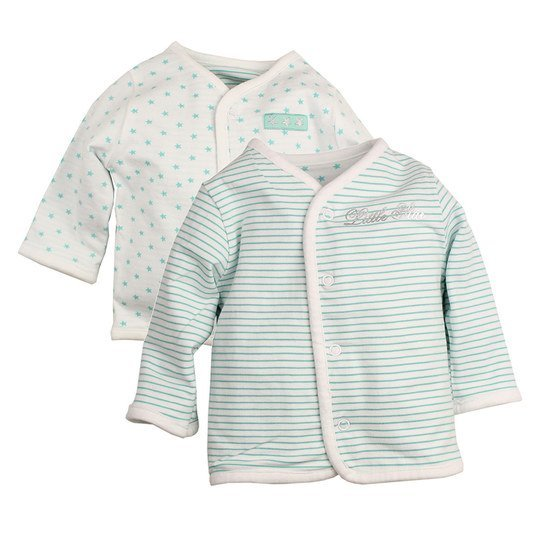 Wendejacke - Little Star - Mint - Gr. 56