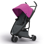 Buggy Zapp Flex - Pink on Graphite