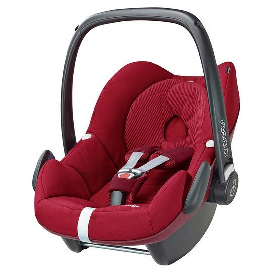 Babyschale Pebble - Robin Red