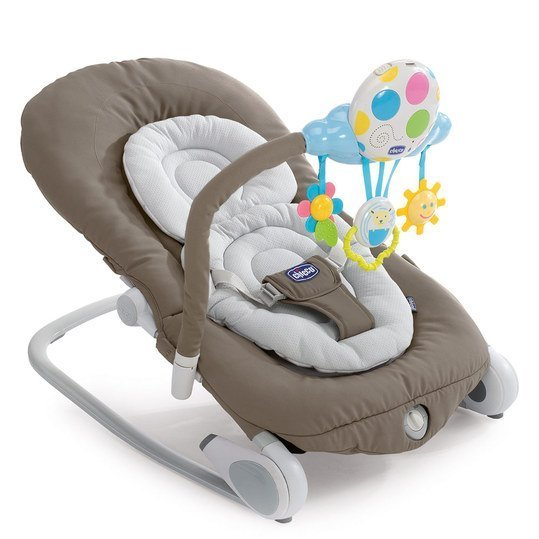 Babywippe Balloon - Grey