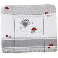 Changing mat Soft - Adam & Owl - Grey