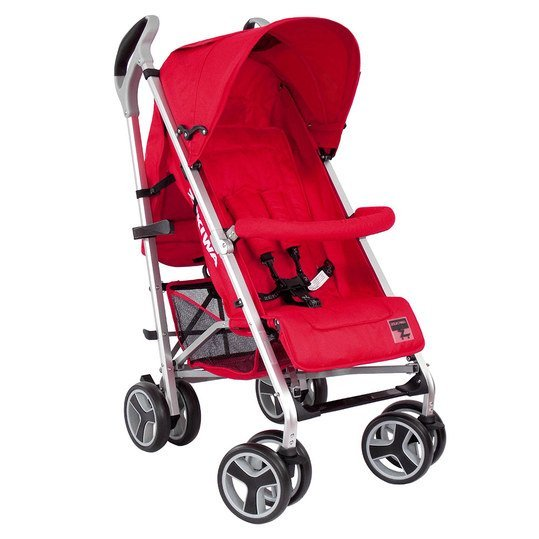 Buggy Alu Champion - Red