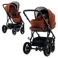 Kombi-Kinderwagen City Line Lusso - Ginger Fishbone