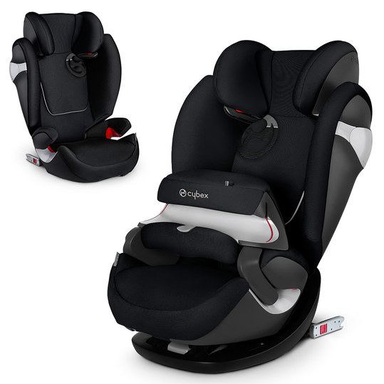 Kindersitz Pallas M-Fix - Stardust Black