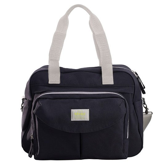 Wickeltasche Geneve II - Smart Colors - Schwarz