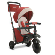 Dreirad smarTfold 600 - 7 in 1 mit Touch Steering - Red