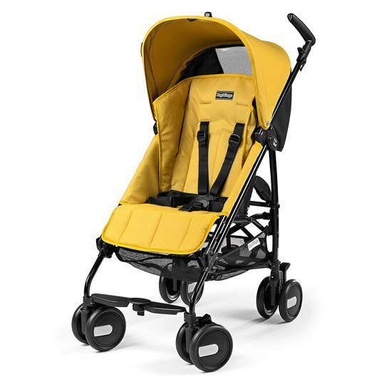 Buggy Pliko Mini - Mod Yellow