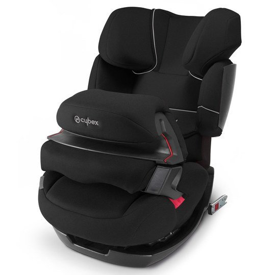 Kindersitz Pallas-Fix - Pure Black