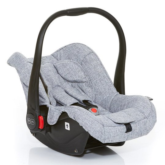 Babyschale Risus - Graphite Grey