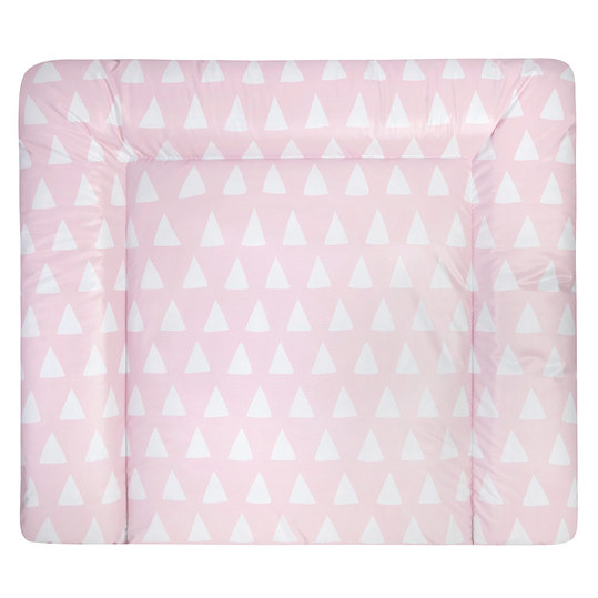 Folien-Wickelauflage Softy - Triangel - Pink