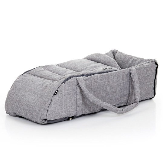 Tragetasche Carry Soft - Woven-Grey (Circle-Line)