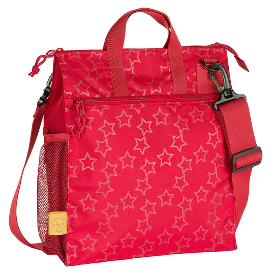 Wickeltasche Casual Buggy Bag - Reflective Star - Flaming