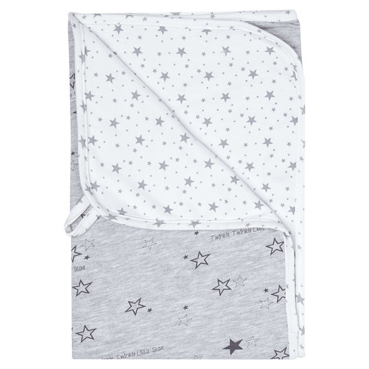Wende-Decke 75 x 100 cm - Little Star