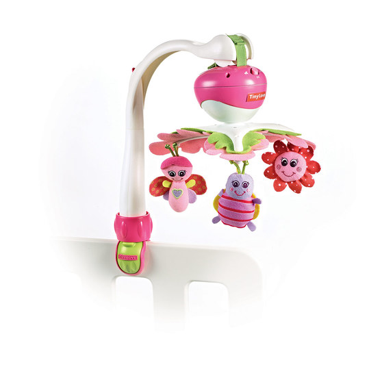 Tiny Love - Meadow Musik-Mobile Take-Along - Meadow - Princess 515be2