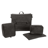 Wickeltasche Modern Bag - Nomad Black