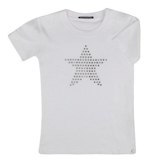 T-Shirt Big Star - Weiß - Gr. L