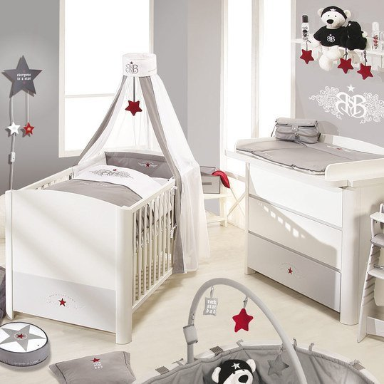 Rock star baby sparset kinderzimmer rock star baby for Kinderzimmer junge baby