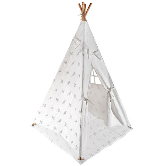 Kinder-Tipi - Vögel