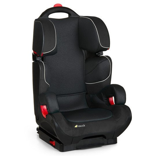 hauck kindersitz bodyguard plus mit isofix black. Black Bedroom Furniture Sets. Home Design Ideas